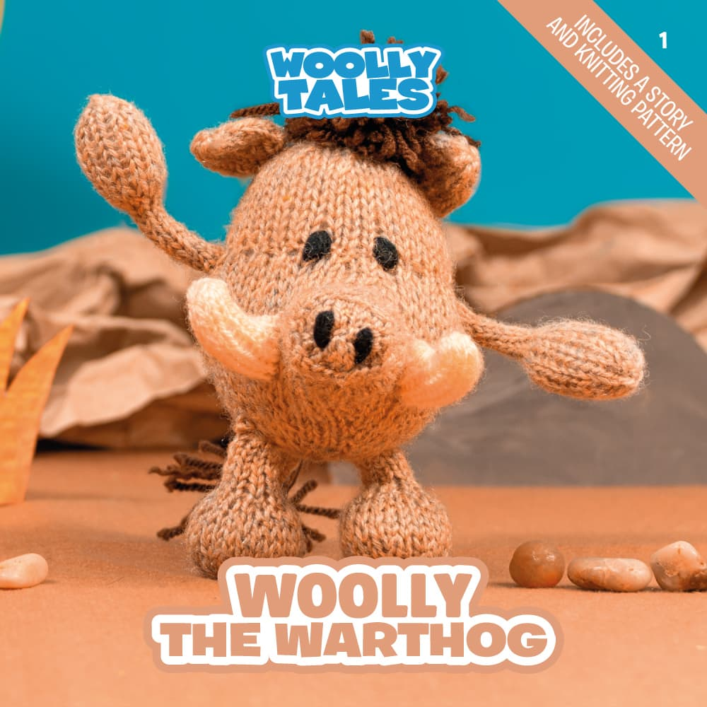 Woolly Tales - Woolly the Warthog
