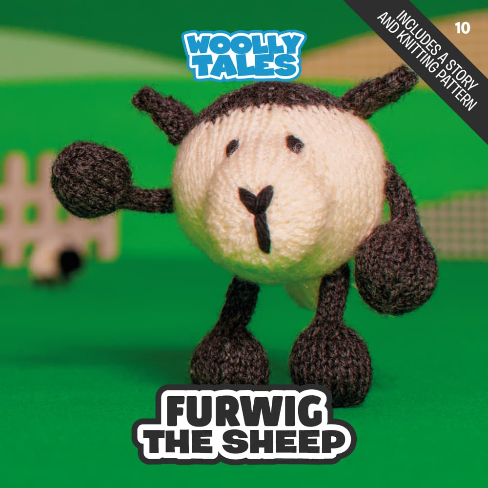 Woolly Tales - Furwig the Sheep