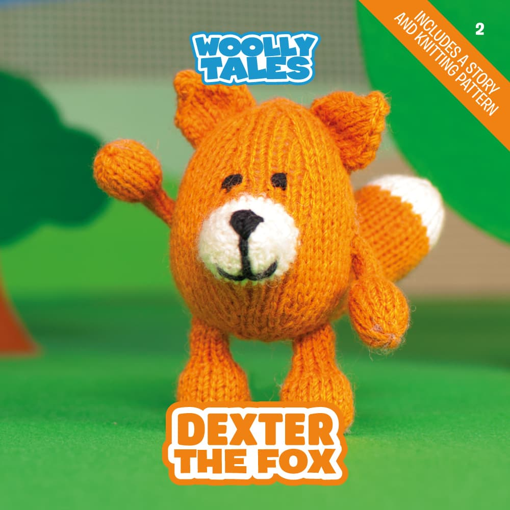 Woolly Tales - Dexter the Fox